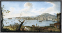 picture number:10306277 Title:Naples as seen from near the bridge of Maddalena, Kingdom of Naples, c 1767.