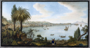 picture number:10306276 Title:Naples as seen from Posillipo, Kingdom of Naples, c 1766.