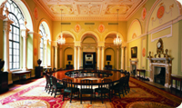 Court Room within the Bank of England