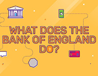 What does the Bank of England do?