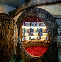 The Hobbit Hole