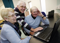 Addressing UK's ageing population