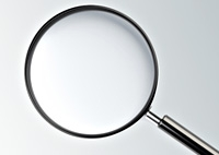 regulation magnifying glass