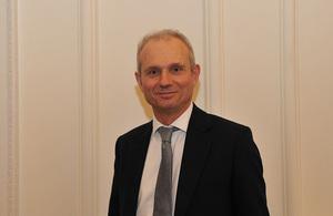 Chancellor of the Duchy of Lancaster, David Lidington