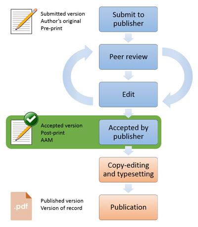 Publishing process