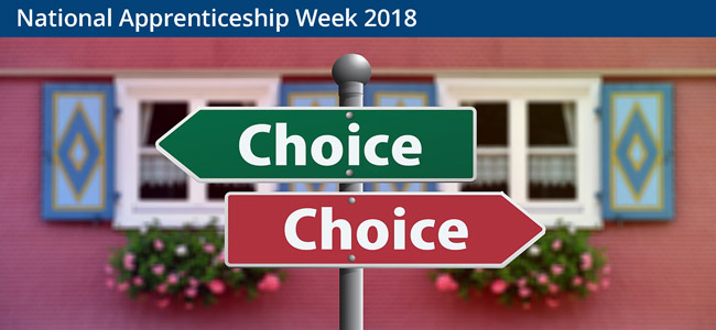 degree apprenticeships week