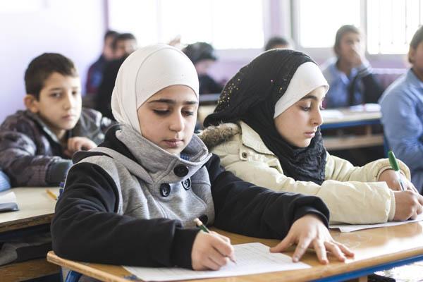 Education for Syrian children